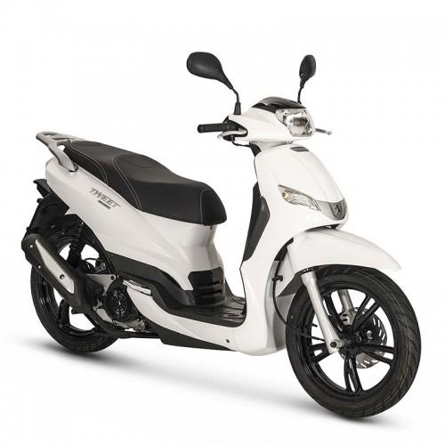 Краткосрочная аренда скутера Peugeot Tweet 125 в Валенсии