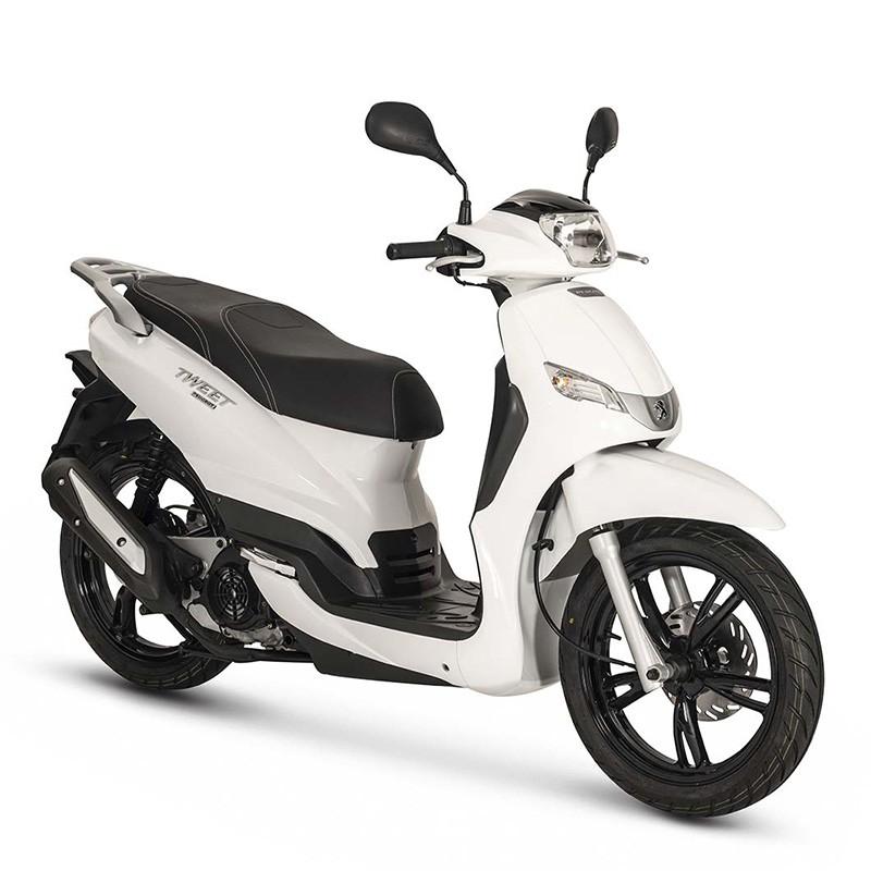 Аренда скутера Peugeot Tweet 125 см3 в городе Валенсия, Испания