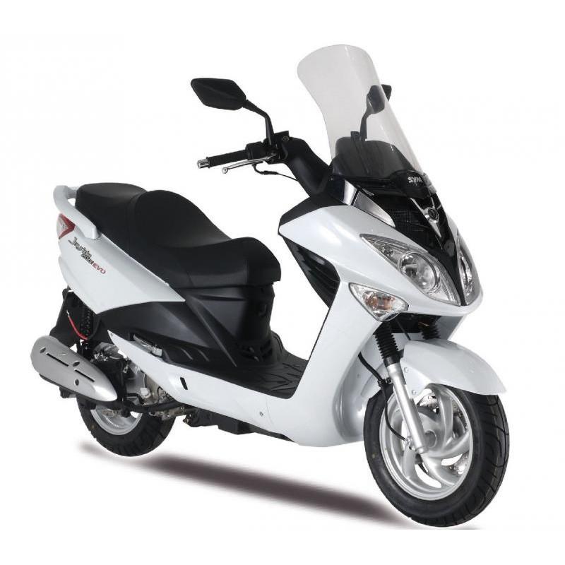 Аренда скутера SYM Joyride 125 см3 в городе Валенсия, Испания