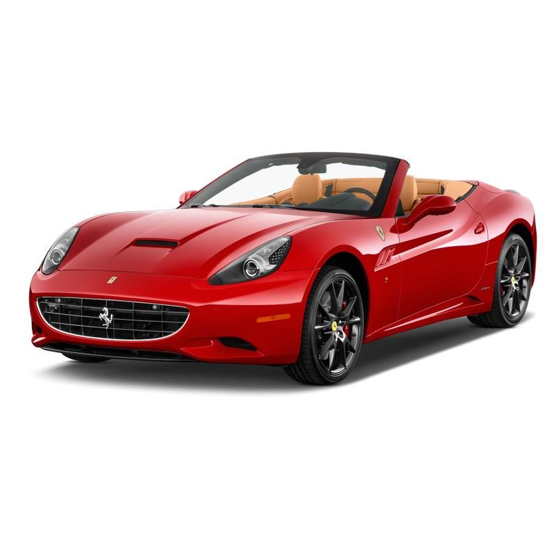 Аренда эксклюзивного суперкара Ferrari California в городе Валенсия.