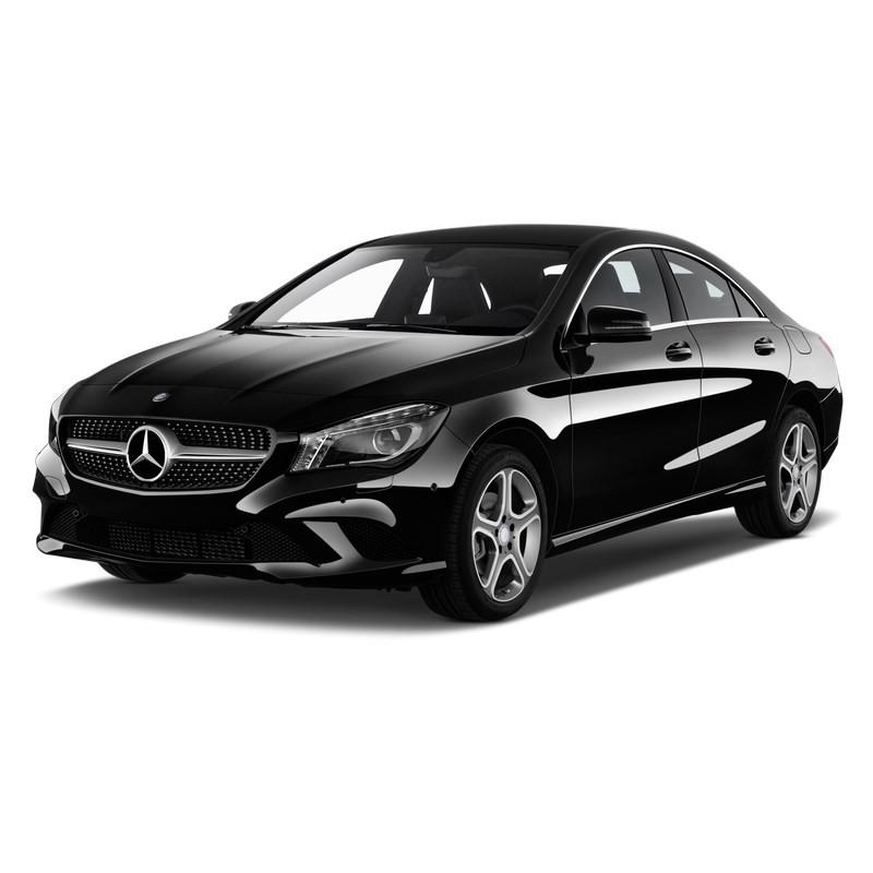 Прокат спортивной машины Mercedes CLA AMG в Валенсии.