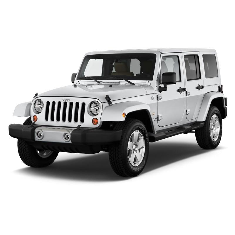 Аренда элитного джипа Jeep Wrangler Unlimited, Валенсия.
