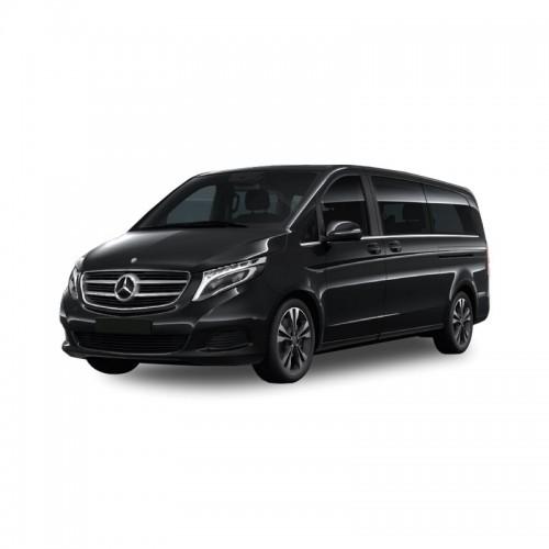 Аренда VIP микроавтобуса Mercedes V AMG в Валенсии, Испания