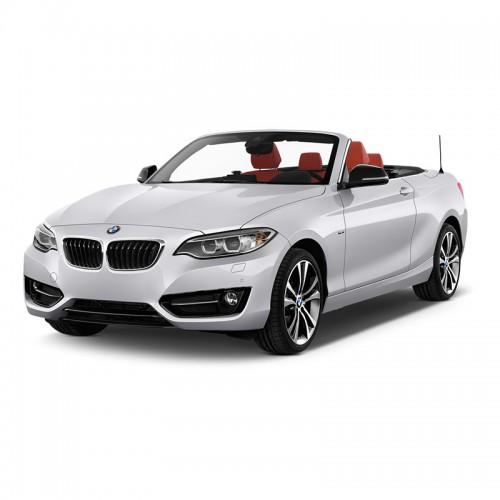 Прокат кабриолета BMW 2 в городе Валенсия, Испания.