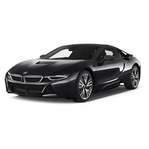 Прокат суперкара BMW i8 в Валенсии, Испания.