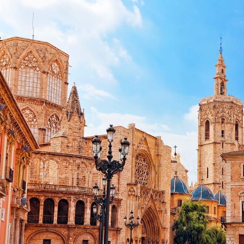 Экскурсия в Валенсии Кафедральный Собор и дегустация орчаты