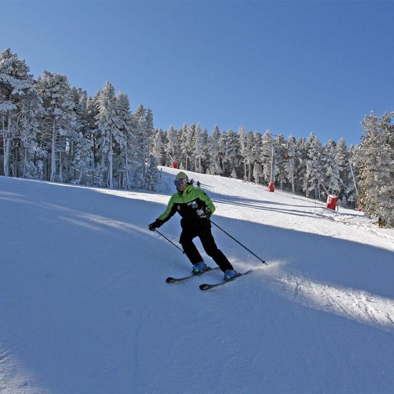 Поездка на лыжный курорт Javalambre с компанией I Love Valencia