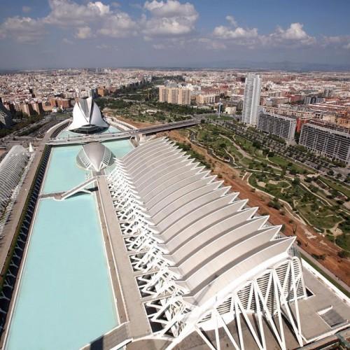 Индивидуальная пешая экскурсия по Валенсии