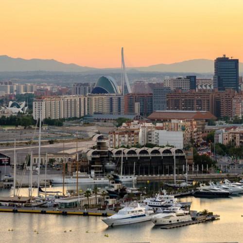 Обзорная и пешая экскурсии по исторической и современной Валенсии